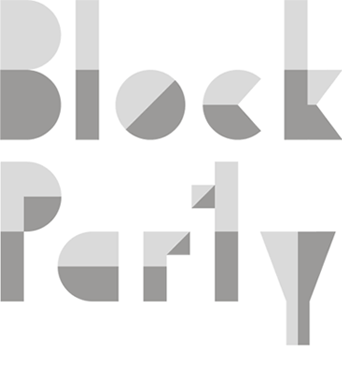 Block Party logo