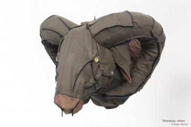 Hunter Jacket, Embodying Ethics, Rohan Chhabra, 2010. Image © Rohan Chhabra
